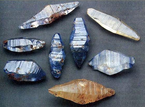 Sri Lanka corundum