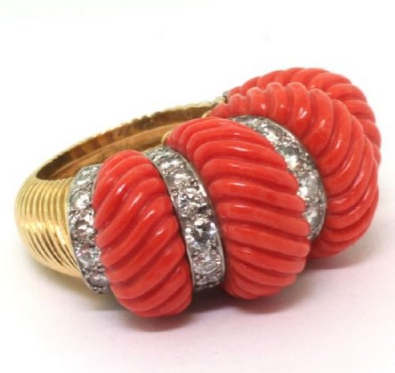 how to wear red coral astrology