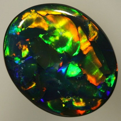 Beautiful Opal Gem and Its Properties