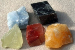 colors and varieries of calcite сеныефд