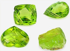 chrysolite stone