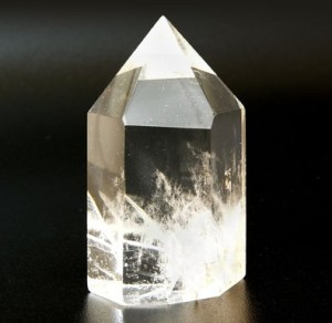 rock crystal birthstone for Rabbit