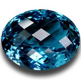 Topaz birthstone for Horse