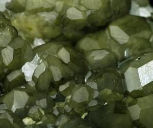 garnet grossular, green garnet