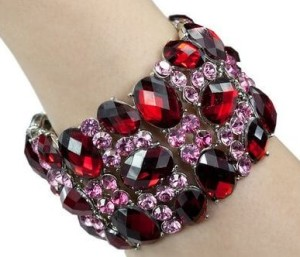almandine bracelet