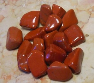 red jade stone, nephrite