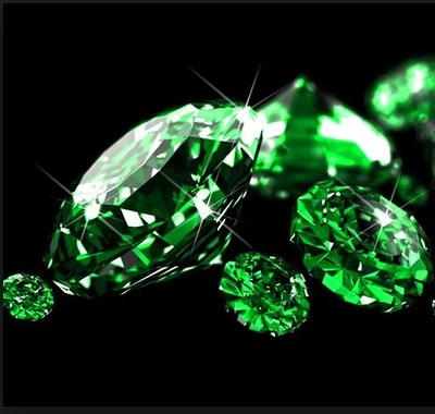 "Emerald – ""Green Stone"""