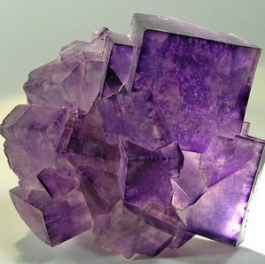 Fluorite – Cubic Crystal