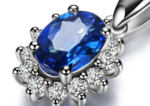 Sapphire – Symbol of Purity and Chastity